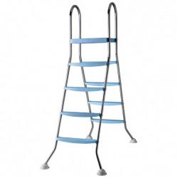 Escalera acero inox. para piscina desmontable Gre AR11680