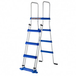 Escalera de seguridad con plataforma Gre ES1150
