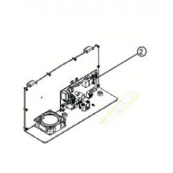 Recambio Clorador Salino CTX SaltExpert 65 - Placa electrónica potencia Ecosalt