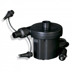 Inflador Eléctrico Bestway Sidewinder 2 Go DC Air Pump