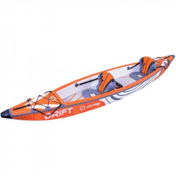 Kayak hinchable Drift Zray