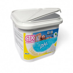 CTX-10 Minorador de Ph sólido envase 8kg