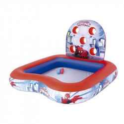 Piscina Hinchable Infantil de Juegos Bestway Spiderman