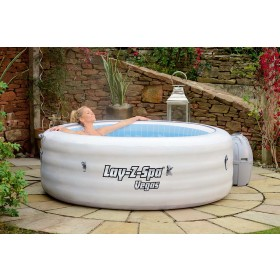 Spa Hinchable Lay- Z-Spa Vegas Airjet Bestway