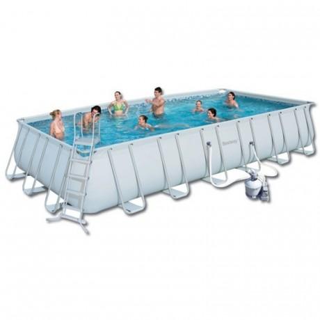 Limpiafondos cloradores salinos todo para tu piscina for Piscinas bestway opiniones