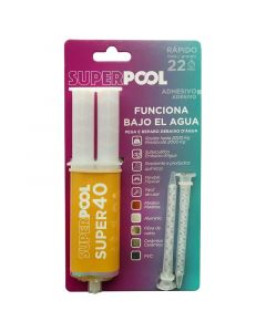 Adhesivo Super40 SuperPool