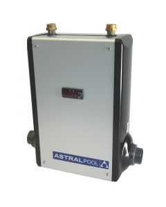 Intercambiador Calor Agua-Agua AstralPool Waterheat Titanio equipado