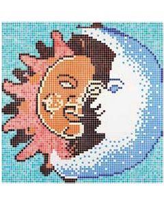 AstralPool Revestimiento Vítreo DIBUJO SOL Y LUNA