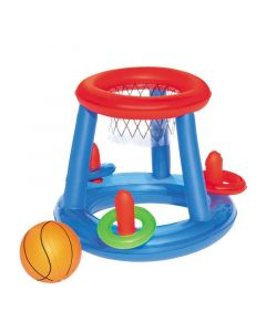 Canasta Hinchable Bestway Baloncesto Game Center