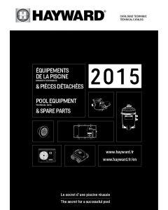 Catálogo Hayward 2015