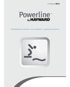 Catálogo Hayward Powerline 2015