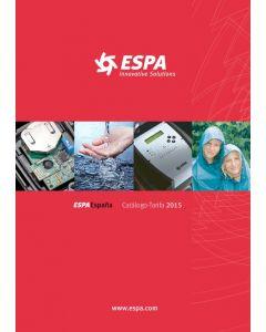 Catálogo Tarifa ESPA 2015