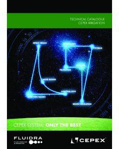 Catálogo Tecnico Riego Cepex 2015
