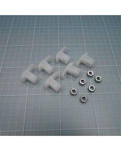 Clip fijación foco proyector AstralPool 4403010306