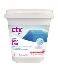 Cloro granulado disolución lenta ClorLent CTX-300GR