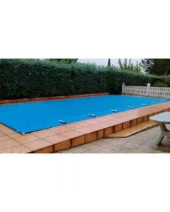 Cobertor de Protección PVC con Barras Ancho 5.50 m