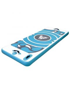Colchoneta hinchable Aquafitmat Waterflex