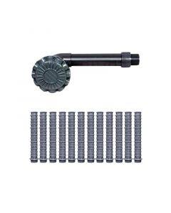 Conjunto colector filtro Aster Ø750 AstralPool 4404010116