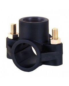 Collarín Porta Sonda Para tubo de 50mm