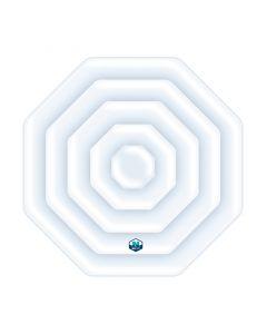 Cubierta isotérmica hinchable para spa octogonal Silver y Rover NetSpa