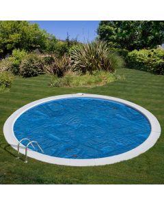 Cubierta Isotérmica para piscina enterrada redonda Gre