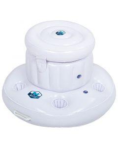 Cubitera hinchable flotante NetSpa