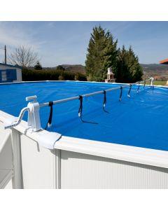 Enrollador cubierta piscina desmontable 40135