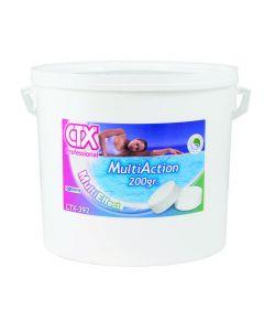 CTX-392 Cloro Multiacción en pastillas de 200gr envase 10Kg ¡ SOLO HOY DURANTE 24 HORAS !