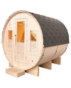 Sauna de vapor exterior Holls Gaïa Omega