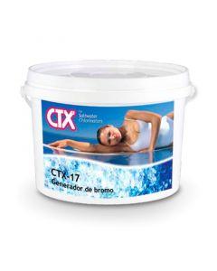 CTX-17 Generador de bromo cloración salina