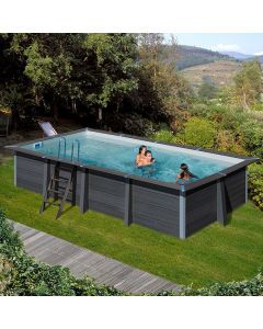 Piscina Composite Rectangular Avantgarde Gre