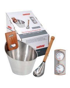 Kit de accesorios para sauna Harvia