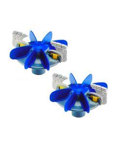 Pack hélices y cepillos Zodiac R0756300