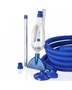 Kit limpiafondos aspiración Little Vac 08011A