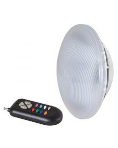 Lámpara LED PAR56 RGB + mando