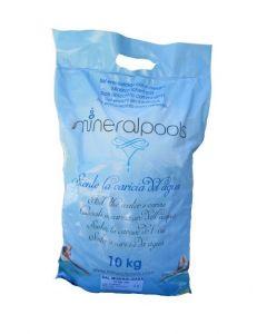 Mineralpools sal enriquecida cloración salina