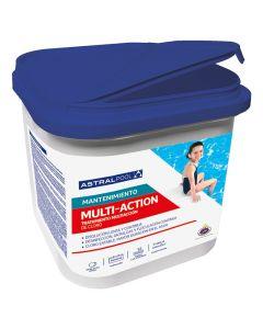 Multiacción en tabletas 250g AstralPool