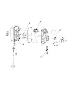 Recambios Ctx MyPool pH/Rx