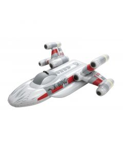 Nave Espacial Hinchable Bestway Star Wars X-Fighter Rider