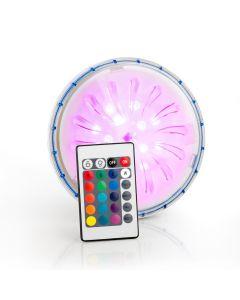 Proyector led color para piscina elevada Gre PLED1C