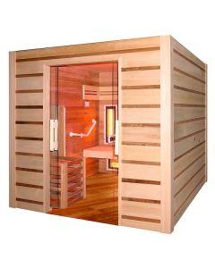 Sauna Combi Access movilidad reducida Holl´s