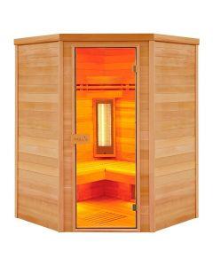 Sauna Infrarrojos Multiwave 3-4 personas