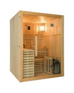 Sauna de vapor Sense 4 personas France Sauna