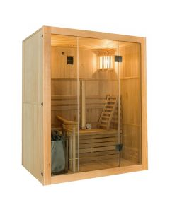 Sauna de vapor Sense 3 personas France Sauna