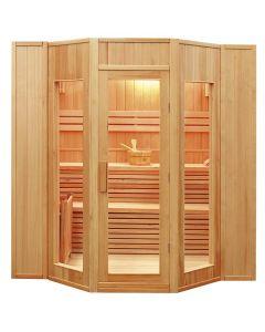 Sauna de Vapor tradicional Zen 5 personas France Sauna