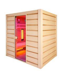 Sauna Hybrid Combi Holl´s
