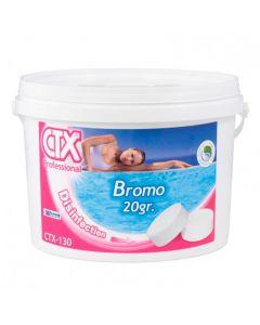 Tabletas de bromo 20g CTX-130