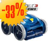 Limpiafondos Electrico Zodiac Vortex 3 4WD ¡SOLO HOY DURANTE 24 HORAS!