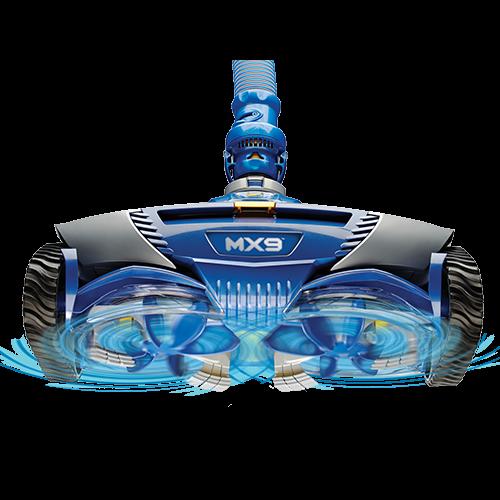 Limpiafondos MX9 de Zodiac