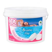 Desinfección con Bromo